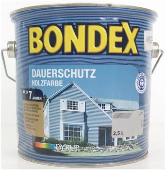Bondex Dauerschutz-Farbe Schiefer 2,50 l