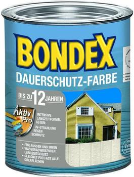 Bondex Dauerschutz-Farbe Taupe Hell 0,75 l