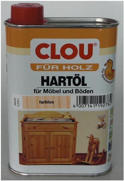 CLOU Hartöl 250 ml farblos