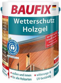 Baufix Wetterschutz-Holzgel 5 l lärche