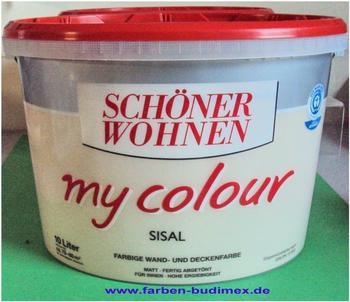 Schöner Wohnen my colour 10 l sisal