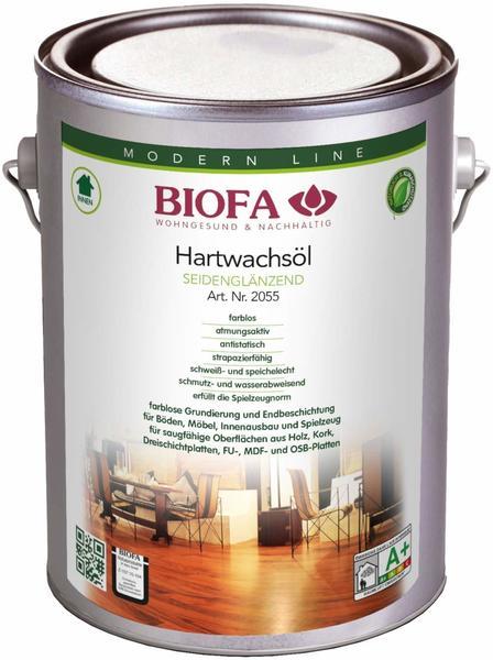 Biofa 2055 Hartwachsöl 2,5 l