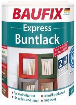 Baufix Express-Buntlack 1 l hellgrau