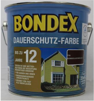 Bondex Dauerschutz-Farbe 0,75 l Platinum