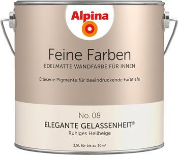 Alpina Elegante Gelassenheit 2,5 l