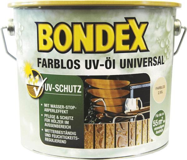 Bondex Farblos UV-Öl Universal