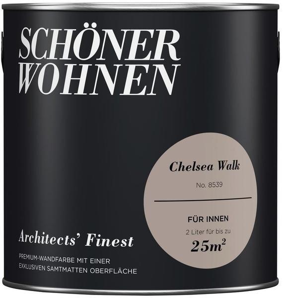 Schoner Wohnen Architect S Finest Chelsea Walk 2 L Testbericht