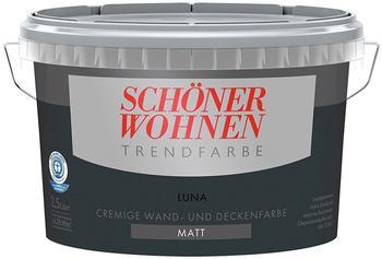 Schöner Wohnen Trendfarbe Luna matt 2,5 l