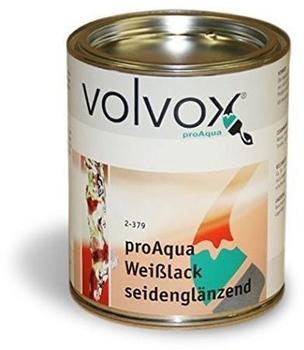 Volvox proAqua Presto Weißlack seidenglänzend 0,75 l