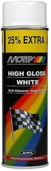 Motip Autoweiss 500ml (04004)