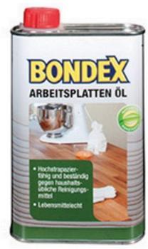 Bondex Arbeitsplatten-Öl 0,5 l (352490)