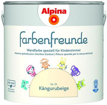 Alpina Farbenfreunde Nr.01 Kängurubeige 2,5 L (914051)