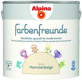 Alpina Farbenfreunde Nr.02 Hamsterbeige 2,5 L (914045)