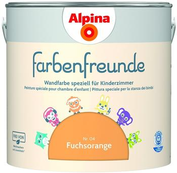 Alpina Farbenfreunde Nr.04 2,5 L Fuchsorange (914031)