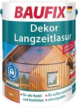 Baufix Dekor-Langzeitlasur 5 l teak