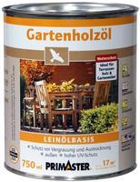 PRIMASTER Gartenholzöl teak 750 ml
