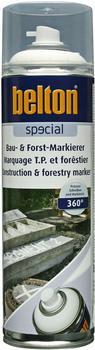 belton special Bau-/Forst-Markierer 500 ml signalweiss