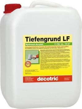 Decotric Tiefengrund LF Hydrosol-Acrylat 10 l