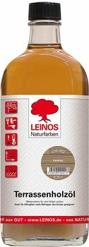 Leinos Terrassenöl farblos 250 ml (236-002-0,25)