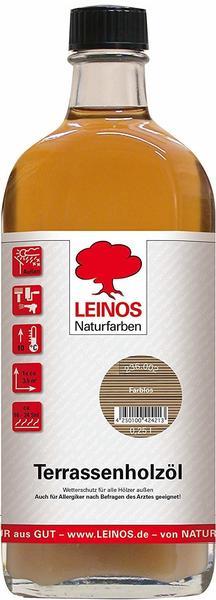 Leinos Terrassenöl