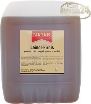 Meyer Leinöl-Firnis 10 l