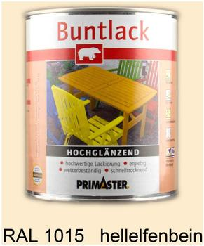 PRIMASTER Buntlack hochglänzend 750 ml