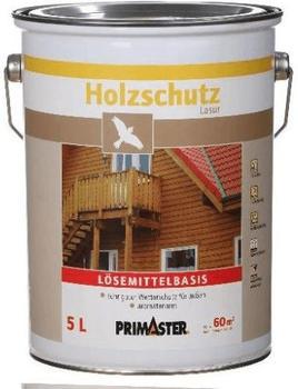 PRIMASTER Holzschutzlasur palisander 5l