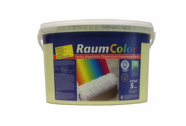 Wilckens Raumcolor Dispersions-Innenfarbe Limette 5 l (4116)