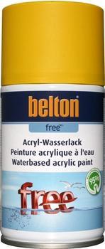 belton-free-acryl-wasserlack-rapsgelb-matt-250-ml