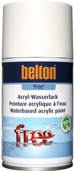 belton-free-acryl-wasserlack-reinweiss-seidenglaenzend-250-ml