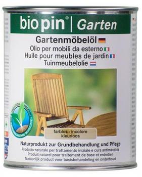 Biopin Gartenmöbelöl Transparent 750 ml