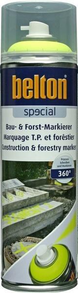 belton Special Bau- & Forst-Markierer Spray Neongelb seidenmatt 500 ml