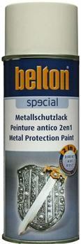 belton Special Metallschutzlack Weiß glänzend 400 ml