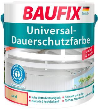 Baufix Universal-Dauerschutzfarbe 2,5 l sand
