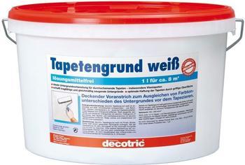 Decotric Tapetengrund weiss 10 l