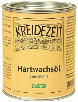 Kreidezeit Hartwachsöl pure solid 1501 (0,75 l)