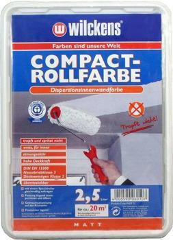 Wilckens Compact-Rollfarbe 2,5 l