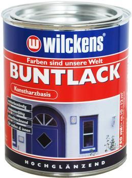 Wilckens Buntlack hochglanz 750 ml Silbergrau