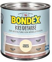 Bondex Kreidefarbe Cremig Vanille 500 ml