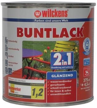 Wilckens Buntlack 2in1 glänzend 375 ml rapsgelb