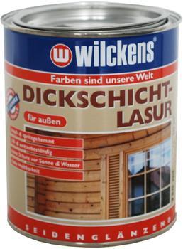 Wilckens Dickschichtlasur 750 ml Nussbaum