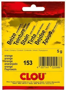 CLOU Beize in Pulver 5 g 153 orange