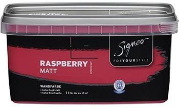 signeo-bunte-wandfarbe-1-l-matt-raspberry