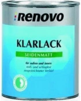 Renovo Klarlack seidenmatt farblos 375 ml