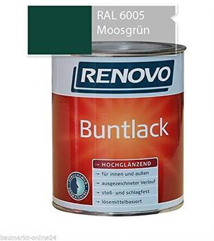Renovo Buntlack hochglanz moosgrün 125 ml