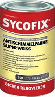 SYCOFIX Antischimmelfarbe Super Weiß