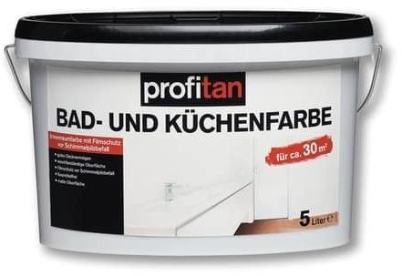 Profitan Bad- und Küchenfarbe 5 l