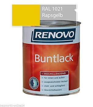 Renovo Buntlack hochglanz rapsgelb 125 ml