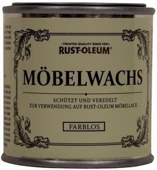 RUST-OLEUM Möbelwachs Farblos 125ml