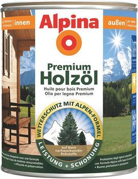 Alpina Lasur Premium Holzöl 2,5 l